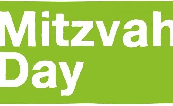 Mitzvah Day logo