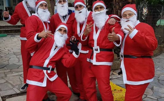 Humans4Humanity Santas