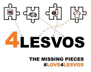 LOVE4LESBOS logo