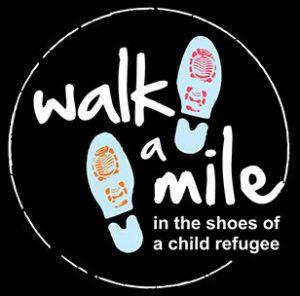 Walk a mile for Child Refugees