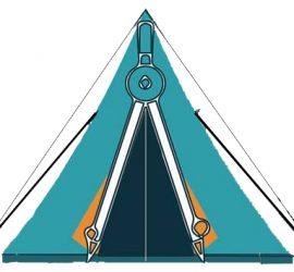 SOS tents logo