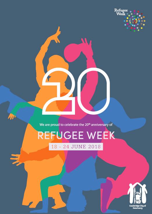 Refugee Week Poster