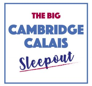 Winter Fair followed by The Big Cambridge Calais Sleep Out
