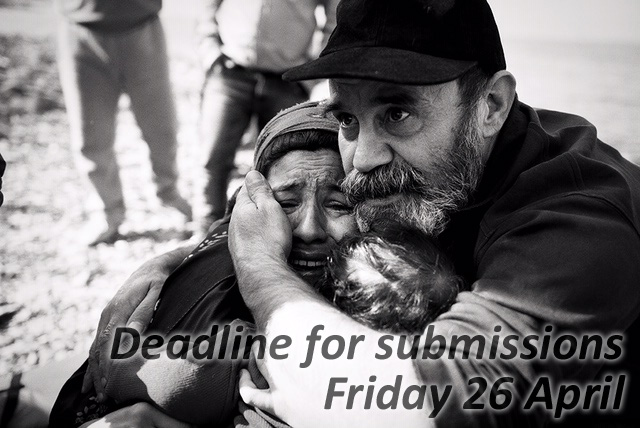 Andrew Bonetti photo and submission deadline