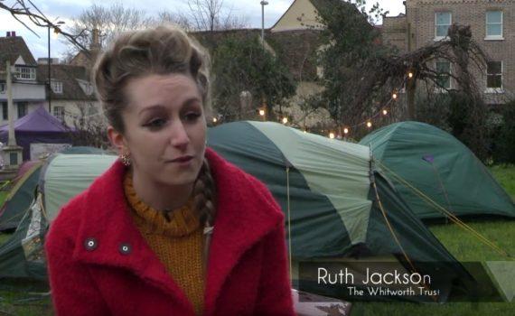 Ruth Jackson on Cambridge TV