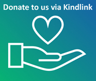 Kindlink donate button